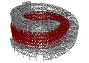 Металлическую конструкцию с проектом и неликвиды  по договорной цене