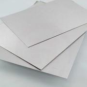 Листы из нержавеющей стали марки AISI 316L (03Х17Н14М3)